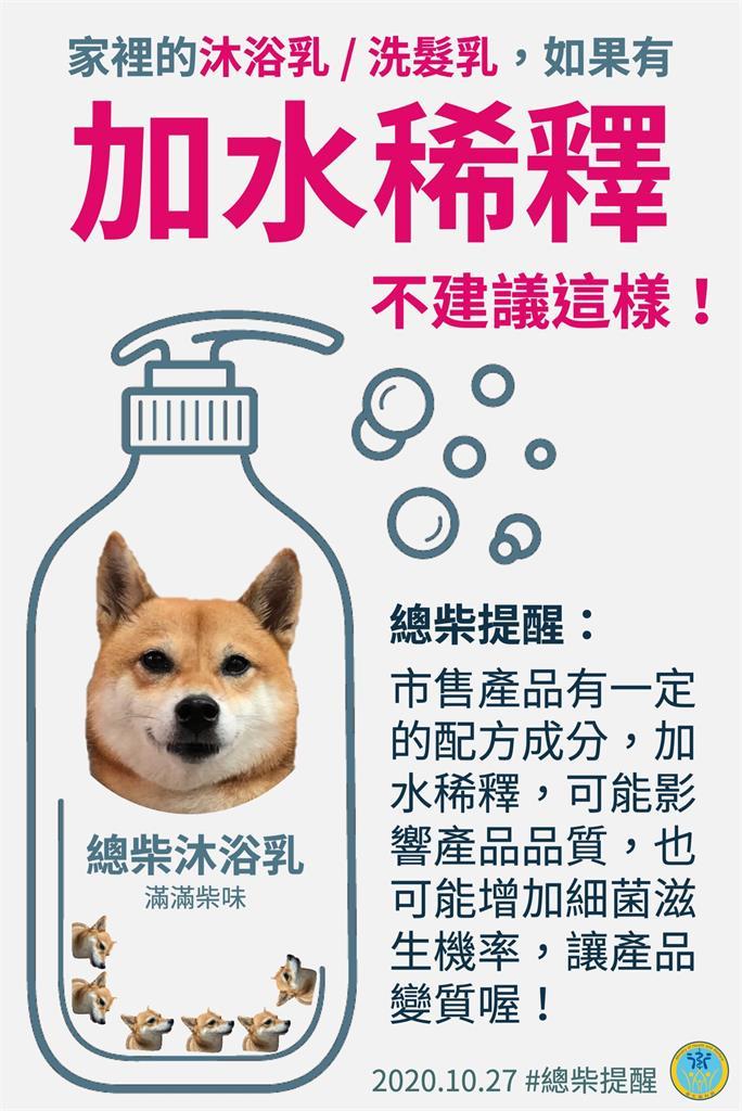 快新聞/省錢妙招NG! 沐浴乳「加水稀釋」 食藥署:當心細菌滋生
