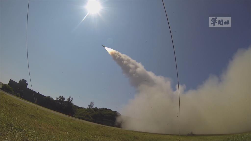 反制中國解放軍威脅!東沙、南沙實彈演練 中科院試射無限高飛彈