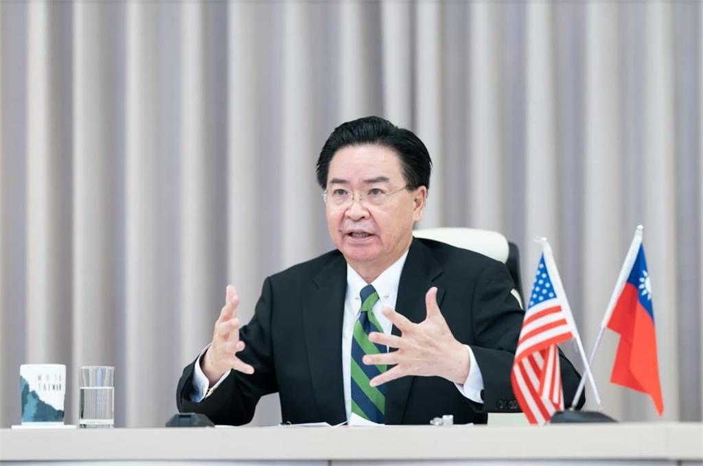 快新聞/受邀美智庫發表專題演說 吳釗燮:外交部長訪華府是台美可討論議題