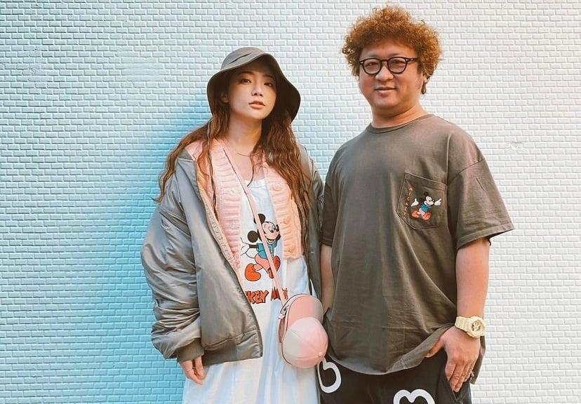 納豆穩交「國光女神」曝跟女友媽媽差8歲!公開12歲「格差戀」辛酸