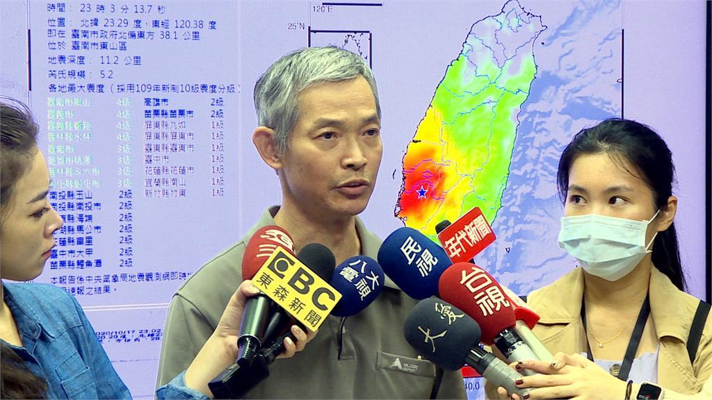 全台不平靜!氣象局示警:一週內南部有餘震 北東慎防東北風