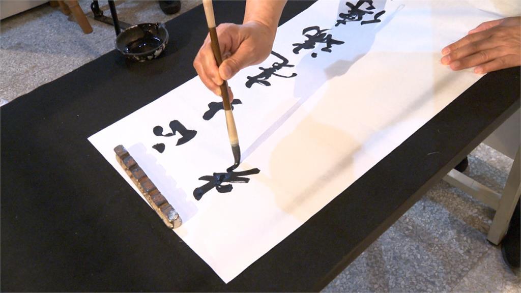 國寶級達人製筆半世紀 書法大師張炳煌也驚艷