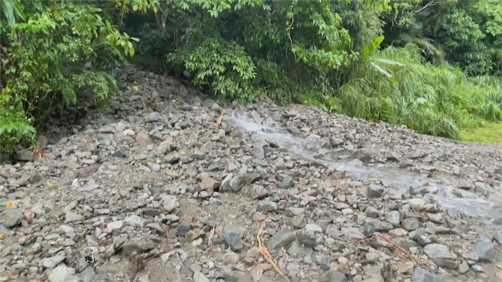 連日豪雨!花蓮奇美村變「孤島」 急撤104村民