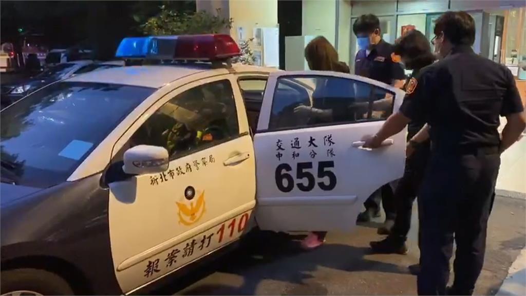 取締違規車輛 警攔查竟逮到1毒品通緝犯