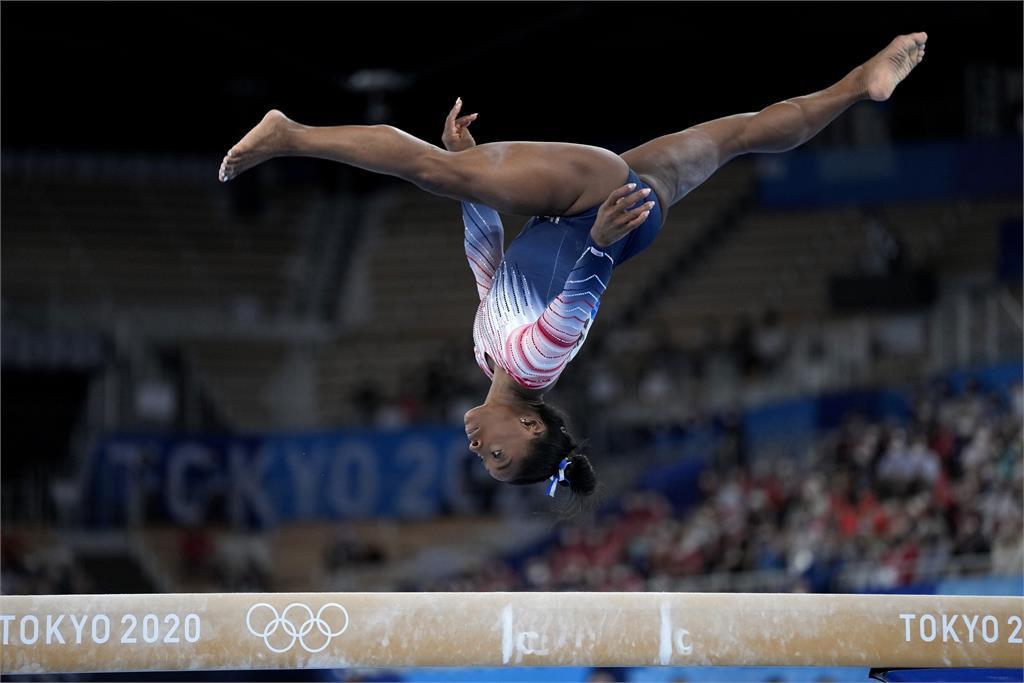 東奧/歐美藝人向國手示愛 泰勒絲看體操天后哭了