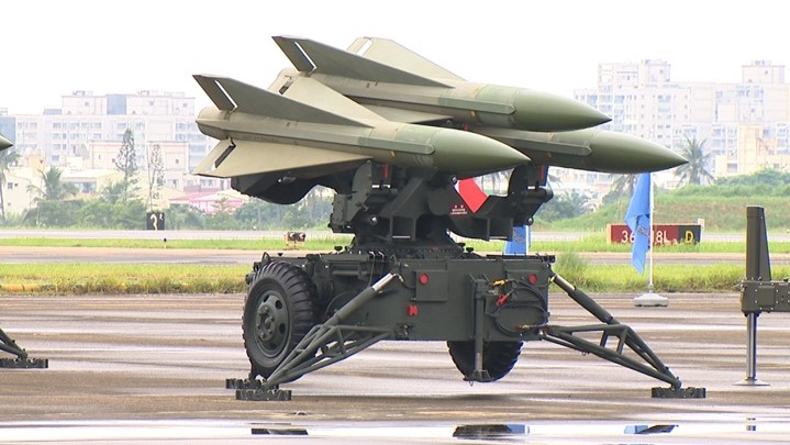 模擬中共攻台!國防部首證實有長程飛彈 攔截敵機、巡弋飛彈