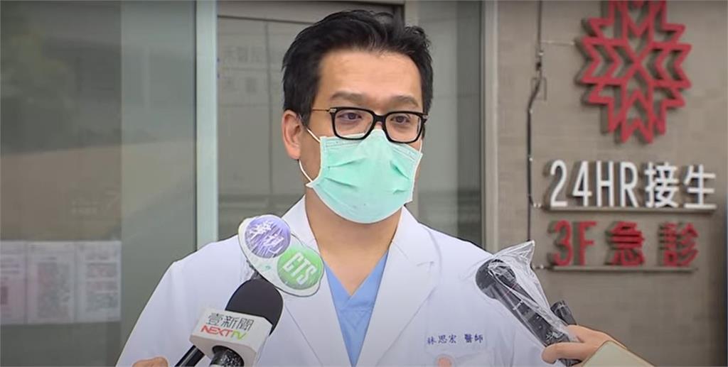 快新聞/禾馨領取85瓶疫苗 營運長曝申請過程:施打人員皆造冊上傳