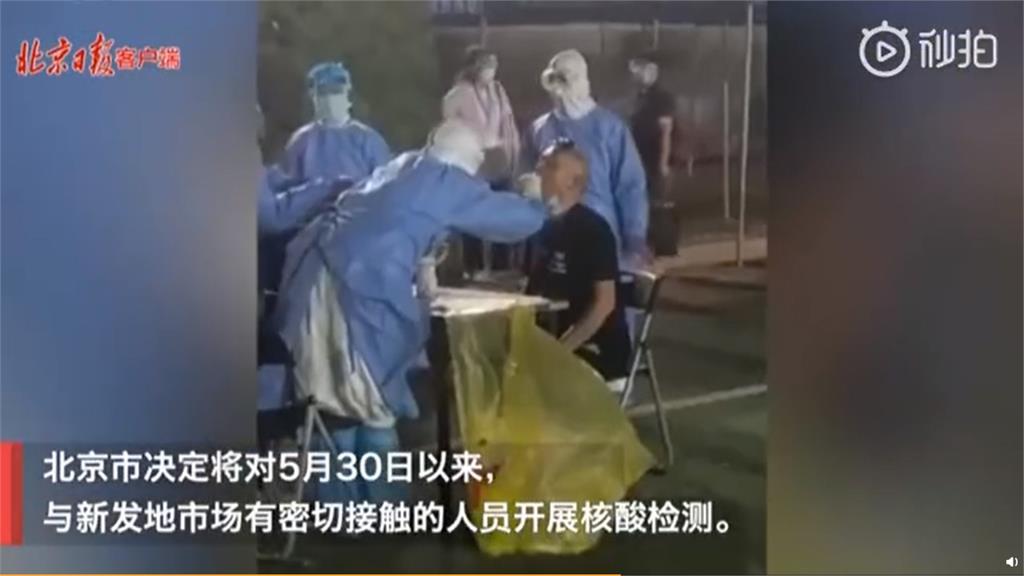 疫情再起!北京單日添36人確診「進入非常時期」