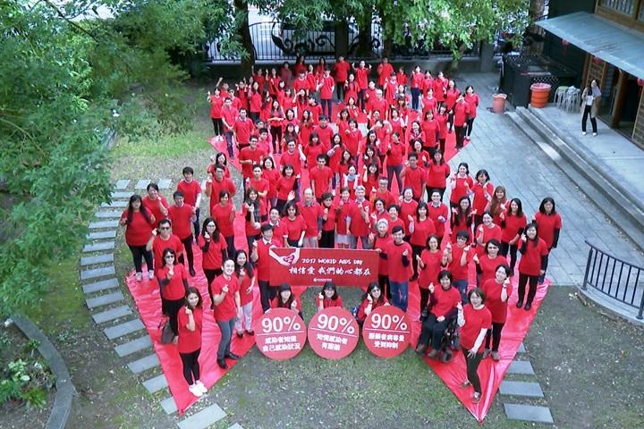 響應世界愛滋病日 台北明年試辦愛滋照護診所