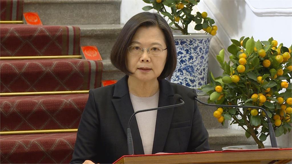快新聞/總統府:蔡英文22日接見環團代表 盼理性聚焦討論