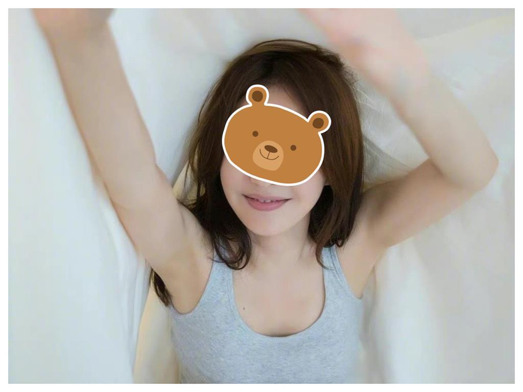 41歲秦嵐曬「男友視角」!真實體態電暈網友