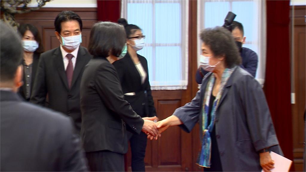 陳菊任用5機要惹議 監院:一切依法有據