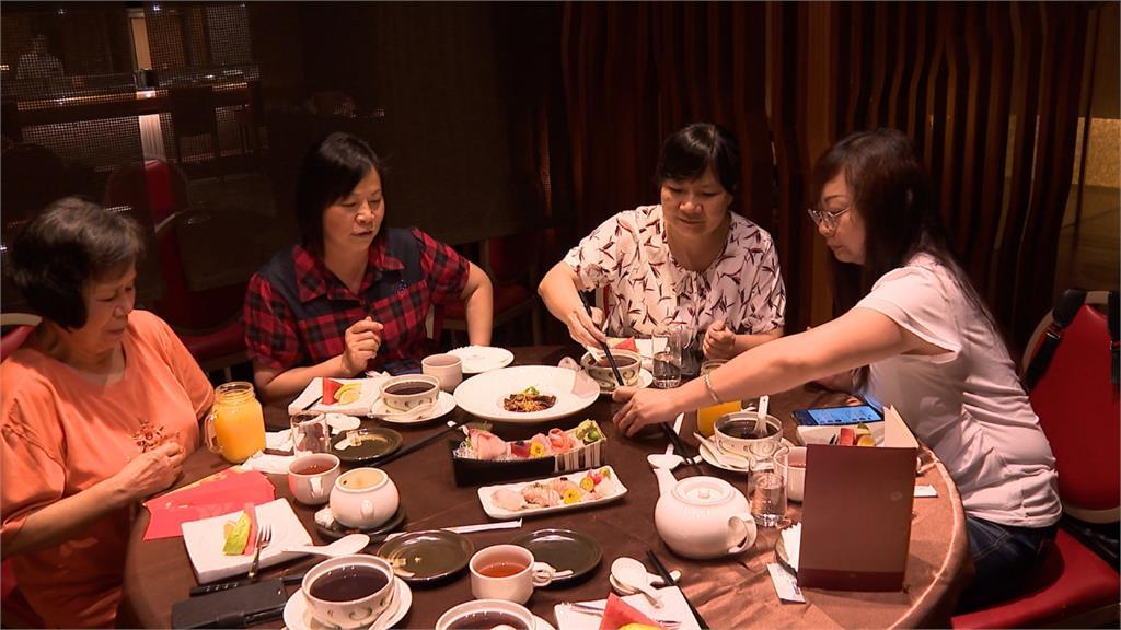 慶祝母親節 各大飯店訂位已近9成滿