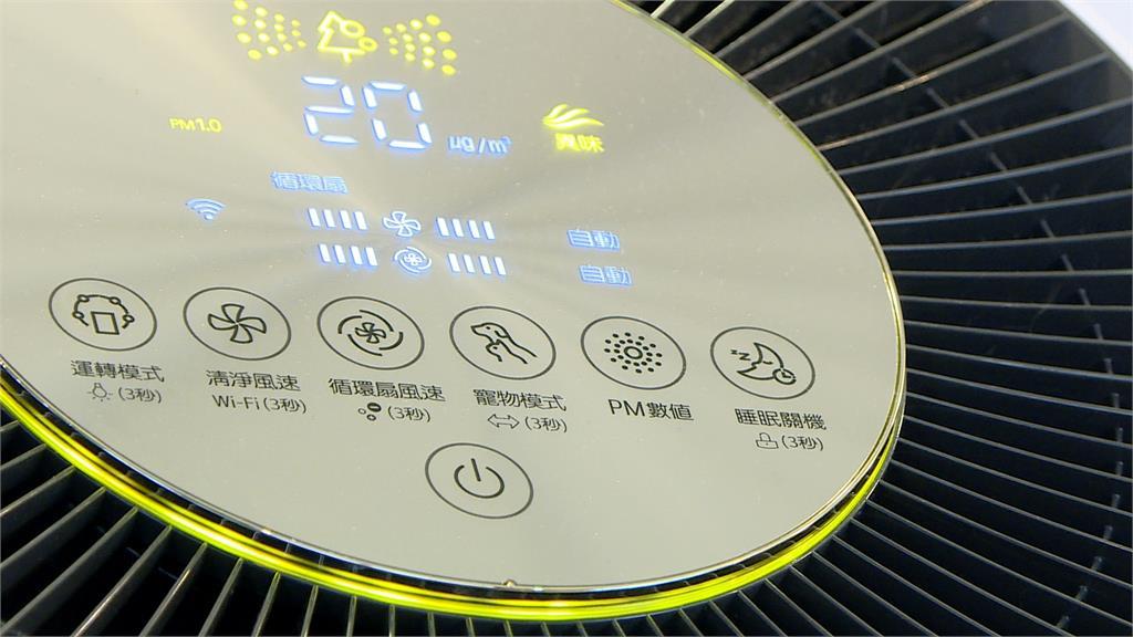 空氣品質好差  霧霾亮紅燈!電商商機大噴發  業績暴增三成以上