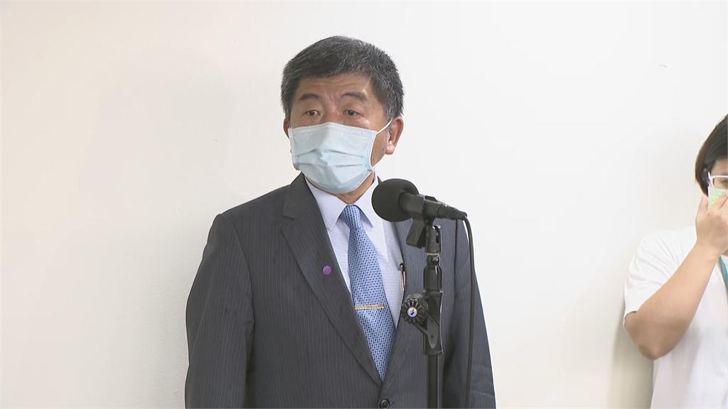 快新聞/週刊爆「英系」牽線助選台北市長 陳時中:沒這回事