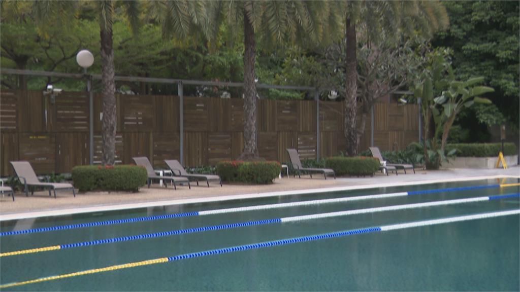 限水區飯店節水大作戰! 店泳池、三溫暖停用 籲房客別泡澡
