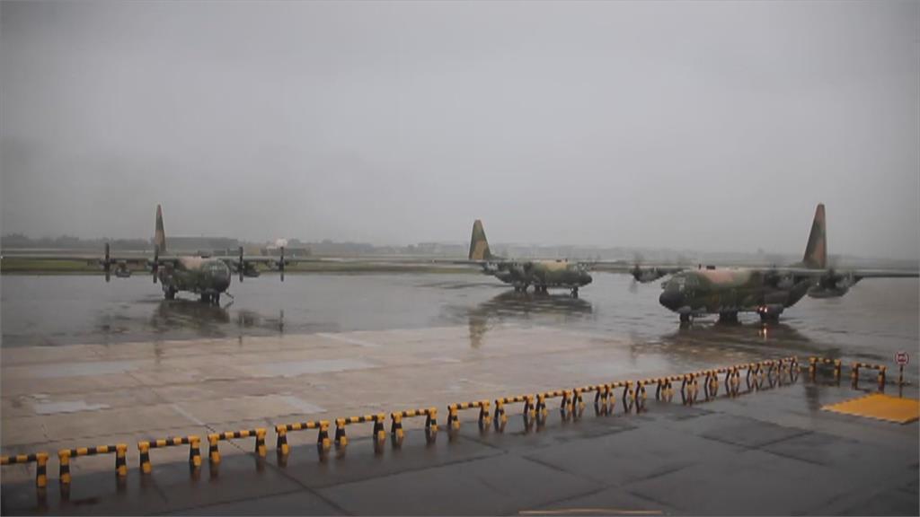 雨下對地方了!中部水庫進帳490萬噸水利署攜手軍方趁勢進行人造雨