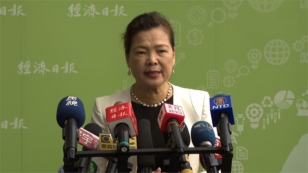 國務次卿訪台談判籌碼變少?王美花:沒有官越大要越多