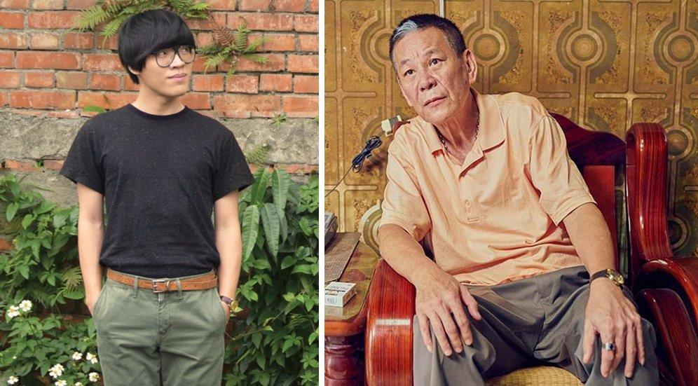 曾與龍劭華合拍《花甲》 盧廣仲震驚悼念「能遇到這麼好的前輩是我的福氣」