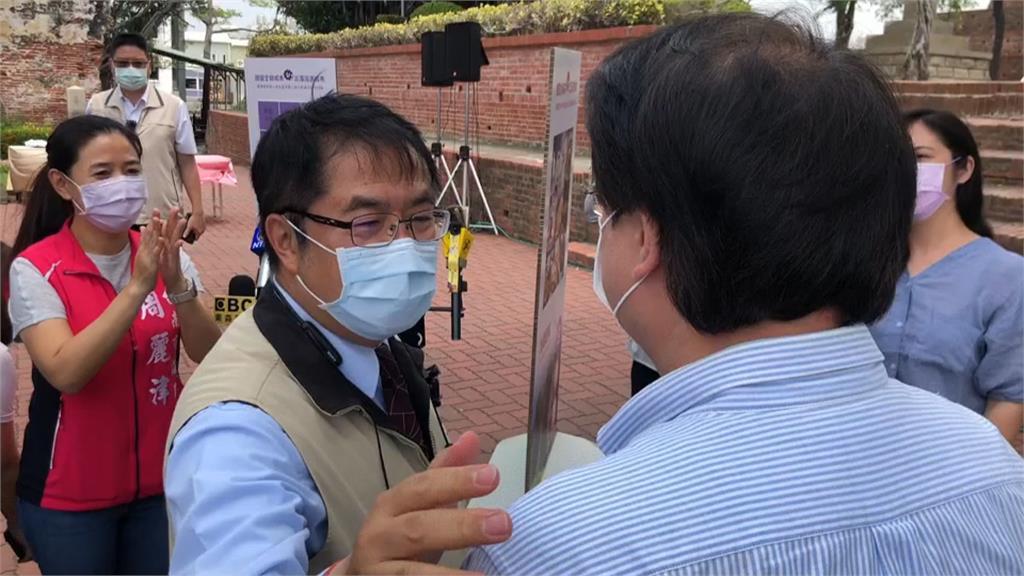 「被指也是這個人」 林右昌訪台南行銷美食!
