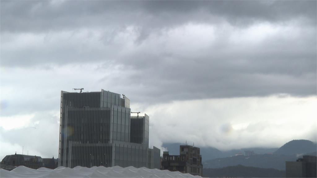 首波梅雨鋒面來了!新北石門時雨量破62毫米