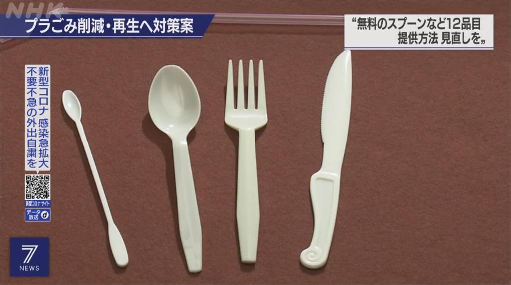 日本力推減塑 餐具、牙刷等12品項加強環保