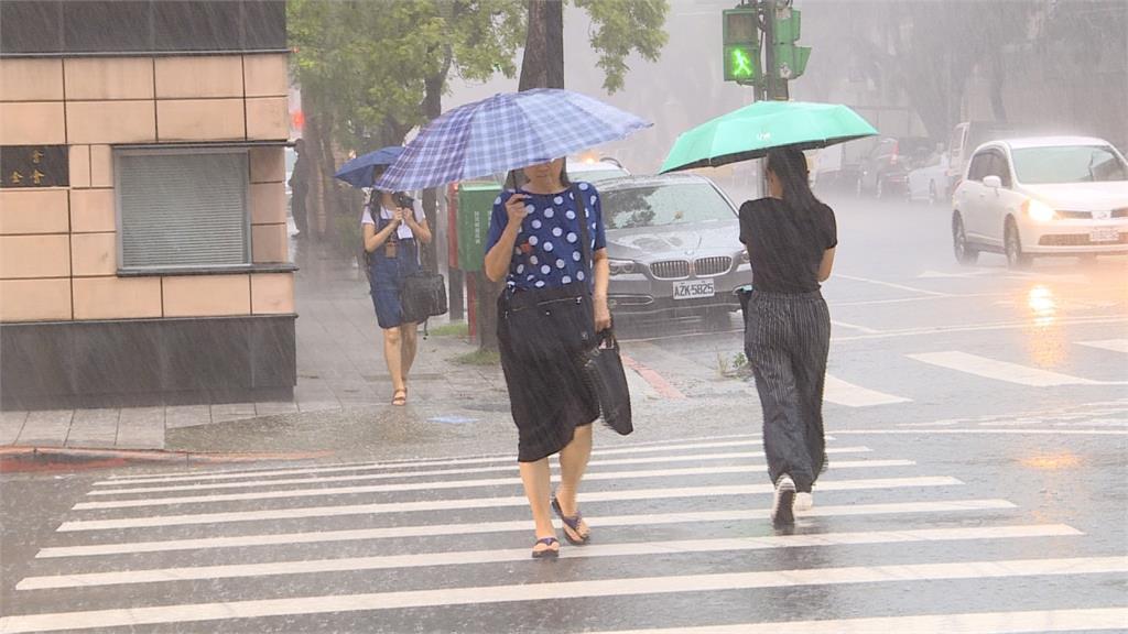 大豪雨襲南高屏「7縣市淹水警戒」!林嘉愷:2、3天後「強度減緩」