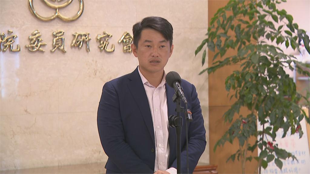 快新聞/無法理解召委票投「中國黨」 陳柏惟:我先去吐了