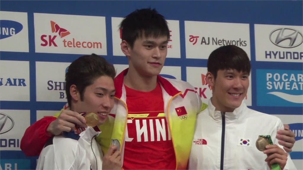 孫楊入選奧運國手又作廢 中國網友轟:政府鬧著玩嗎?