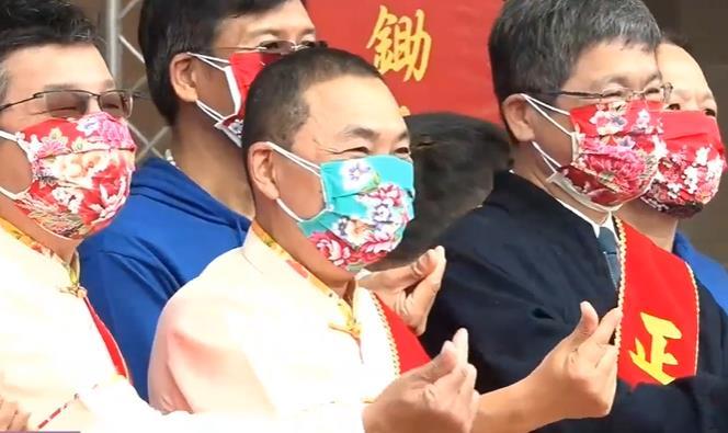 快新聞/兩人被看好替藍綠選2024 侯友宜暖喊:文燦加油!