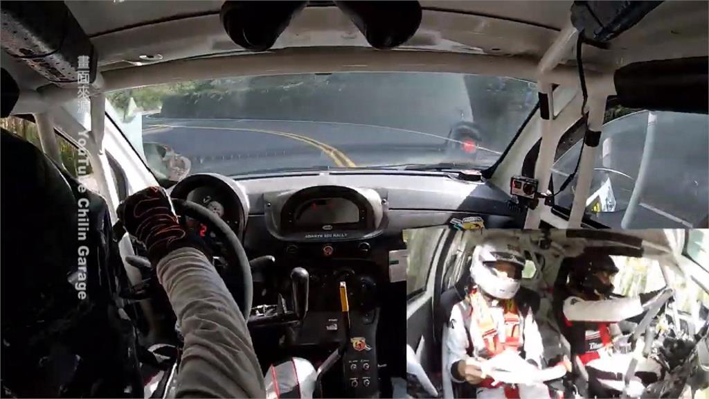 台東房車拉力賽 山路過彎體驗飆速快感