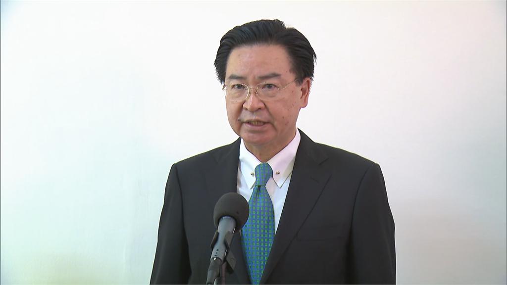 快新聞/中國外交部稱無「海峽中線」恐破壞台海現狀 吳釗燮籲國際社會正視