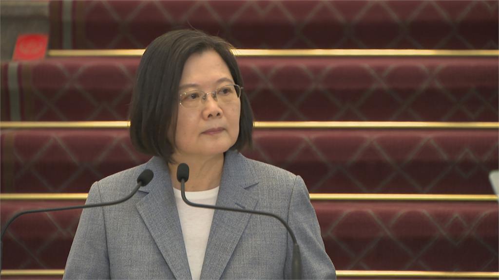 蔡總統宣布開放瘦肉精美豬進口 江啟臣:在野一套 執政一套