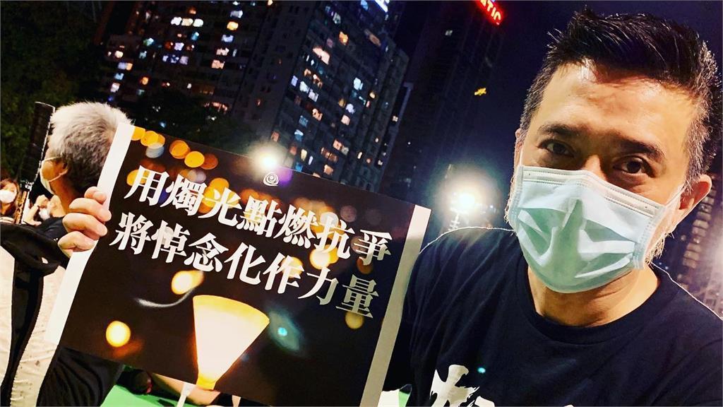 紅色恐怖進演藝圈!香港歌手黃耀明遭捕 民進黨:港府濫用國安法