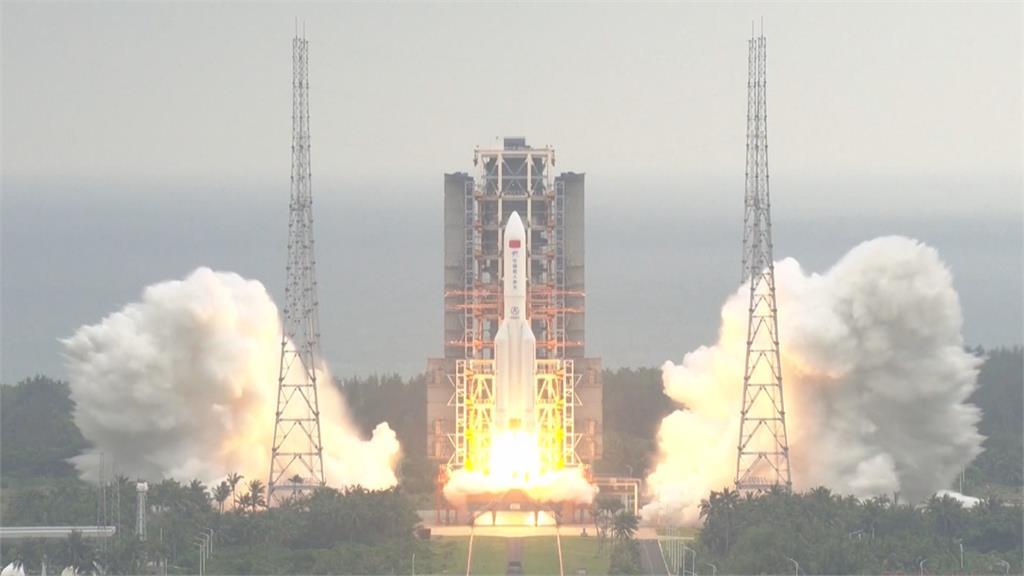 偏離軌道!中國長征火箭將墜落地球 美軍密切監控