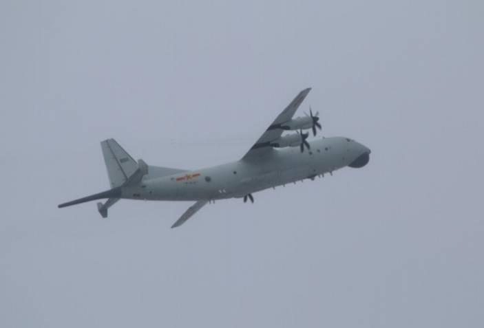 快新聞/疫苗來台這天也要亂! 中國運8反潛機1架次闖我西南空域
