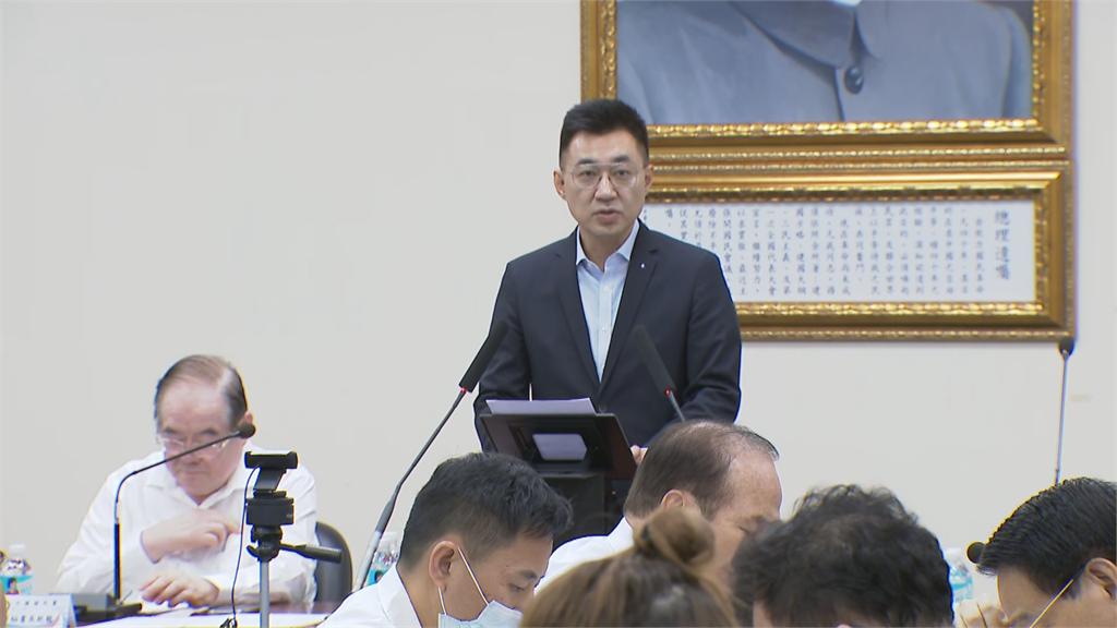快新聞/港區國安法生效 江啟臣批蔡:挺香港不能流於口號