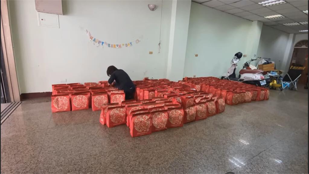 她砸5萬買280個超商福袋超狂開箱曝光!網:貧窮限制我的想像