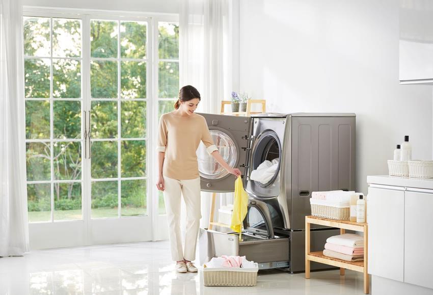家電/遠離細菌蒸放心!LG 針對衣物推出全方位護理第「衣」線讓 護衣、洗衣、乾衣一次到位