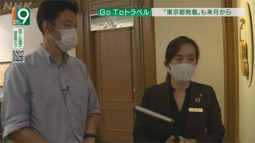 日本國旅補助重納東京 旅行社開賣相關行程