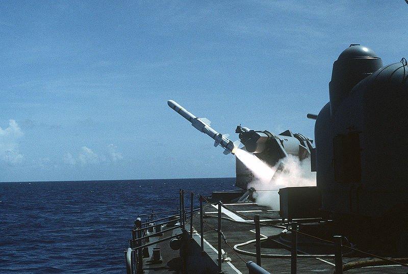 快新聞/媒體稱美售我魚叉飛彈要價恐破千億 國防部打臉:約712億餘元