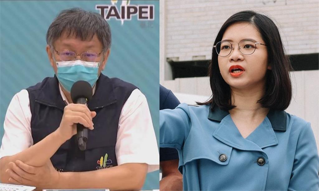快新聞/被柯文哲酸不知北投有專責醫院 黃郁芬再嗆:別用記者會做「政治攻防」