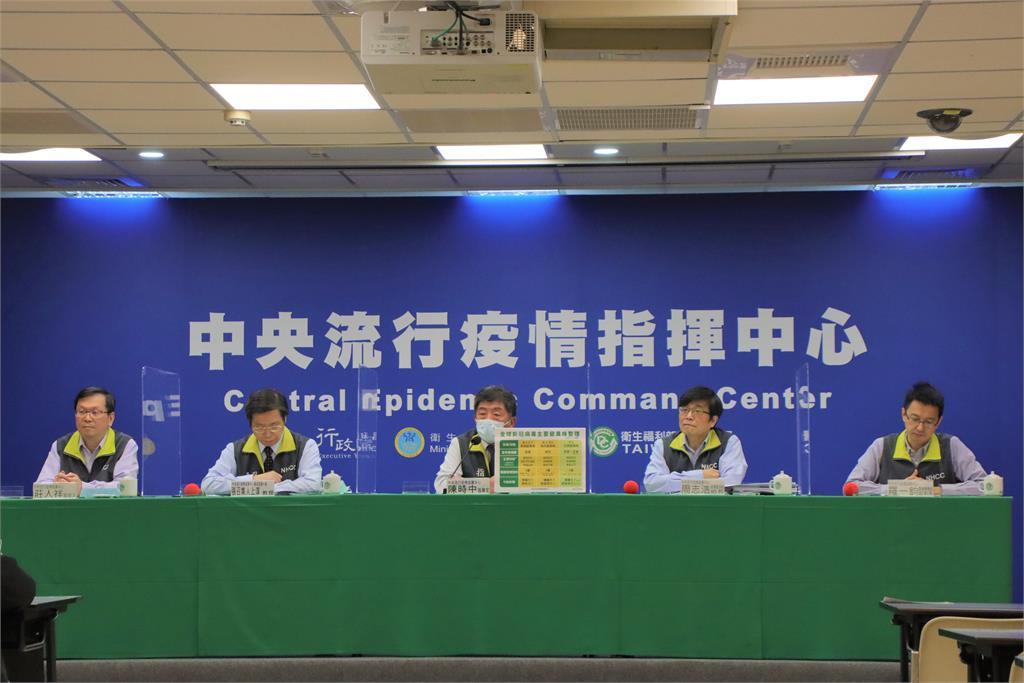 快新聞/案943為台南大樓貼公告確診者 陳時中:自主管理期外出開會「有違法之嫌」