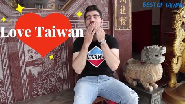 老外愛台灣!土耳其網紅超「哈台」 感動直呼:沒把我當IS