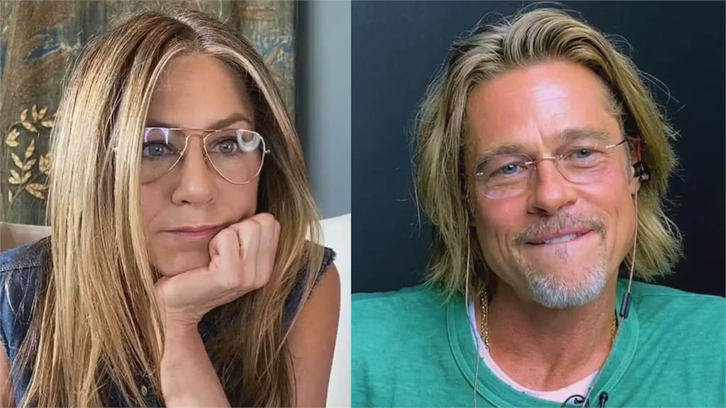曾是好萊塢銀色夫妻 兩人<em>離婚</em>後首次合作
