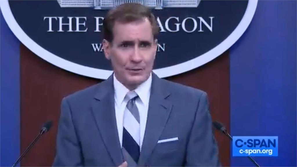 中武力犯台威脅日增 美國防部「助台自衛立場不變」