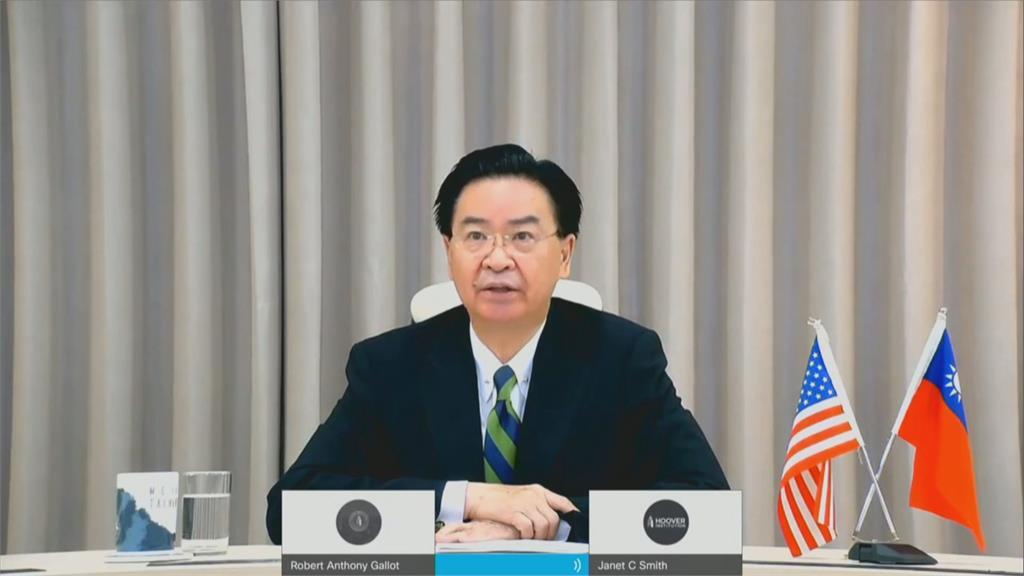 外交部長訪問華府 吳釗燮:台美可討論的議題