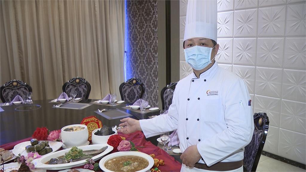 搶攻過年商機 KTV業者旗下宴會館推精緻年菜