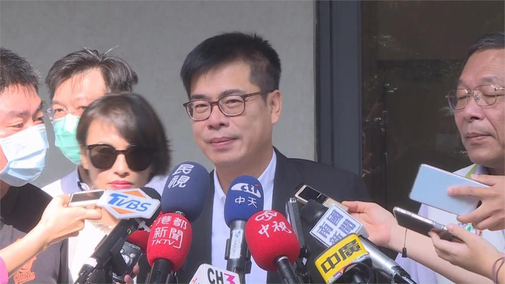 快新聞/秋鬥號召上萬人上街 陳其邁:民主台灣任何人都有權表達意見
