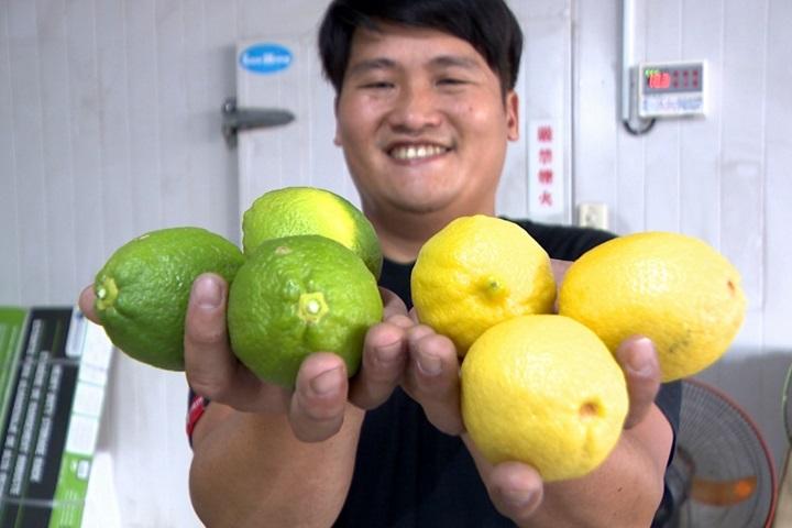 越野單車國手 種黃檸檬開創另一片天